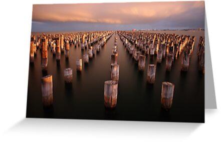 Princes Pier long exposure by 98octane