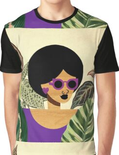 Bayou Girl IV Graphic T-Shirt