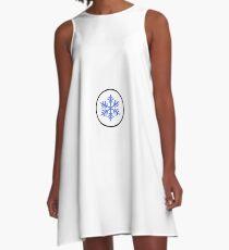Mystic A-Line Dress