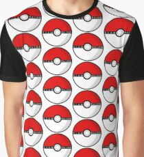 Team Valor Poké Ball | Pokémon Go Graphic T-Shirt