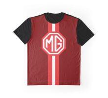 MG Car Company UK Graphic T-Shirt