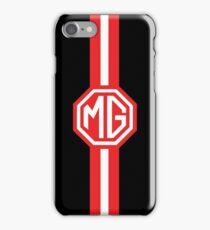 MG Car Company UK iPhone Case/Skin