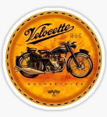 Velocette Vintage Motorcycles Sticker