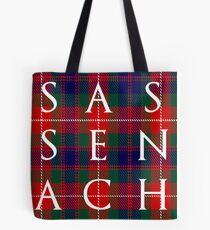 Outlander - Fraser tartan - Sassenach Tote Bag