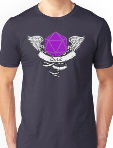 Cleric Dungeons and Dragons  Unisex T-Shirt