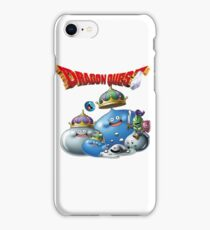 Dragon Quest - slime iPhone Case/Skin