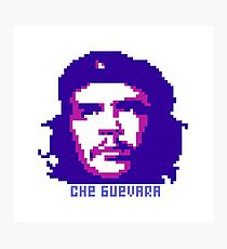 Che Guevara - The Hero Photographic Print
