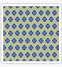Mughal lattice Sticker