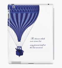 Jules Verne - Around the World in 80 Days iPad Case/Skin