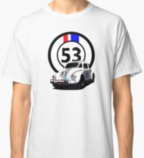 HERBIE 53 - THE LOVE BUG  Classic T-Shirt
