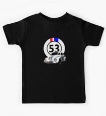 HERBIE 53 - THE LOVE BUG  Kids Clothes