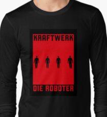 KRAFTWERK / Die Roboter Long Sleeve T-Shirt