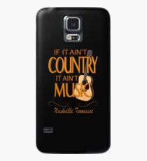 Nashville Country Music  Case/Skin for Samsung Galaxy