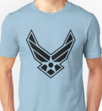 United States USAF - US Air Force Wings T-Shirt