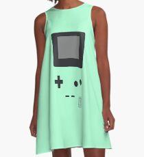 Im A Game Boy! A-Line Dress
