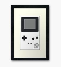 Im A Game Boy! Framed Print
