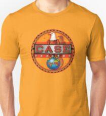 Vintage Case Tractor Eagle sign T-Shirt