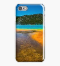 Grand Prismatic Spring - Yellowstone iPhone Case/Skin