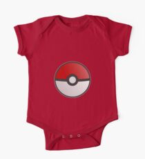Pokemon Pokeball One Piece - Short Sleeve