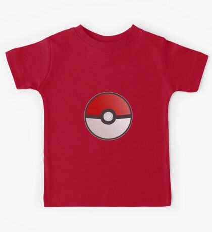 Pokemon Pokeball Kids Tee