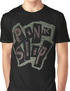 Pink Slip x Freaky Friday  Graphic T-Shirt