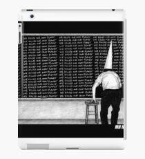 Dunce Cap iPad Case/Skin