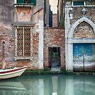 Venice canal by Vicki Moritz