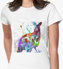 Kangaroo Grunge T-Shirt