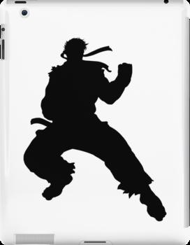 Ryu T-Shirt by segatasanshiro