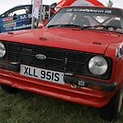 Ford Escort MK2 RS Rally by Tom Gregory