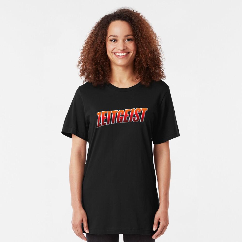 Zeitgeist Slim Fit T-Shirt