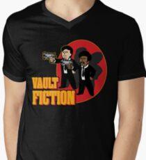 Vault Fiction Men's V-Neck T-Shirt
