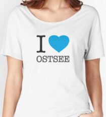 I ♥ OSTSEE Women's Relaxed Fit T-Shirt