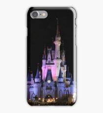 Magic Kingdom at Night iPhone Case/Skin