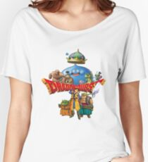 Dragon Quest monster and heroes Women's Relaxed Fit T-Shirt