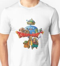 Dragon Quest monster and heroes Unisex T-Shirt