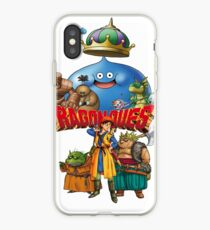 Dragon Quest monster and heroes iPhone Case