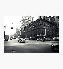 Melbourne For Lease Photographic Print
