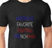 Favorite Fighting Frenchman Unisex T-Shirt