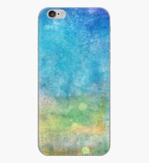 Blue Mixed  iPhone Case
