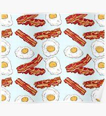 Eggs&Bacon Poster