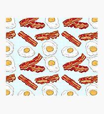 Eggs&Bacon Photographic Print