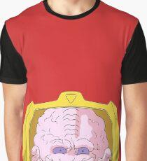 evil brain Graphic T-Shirt
