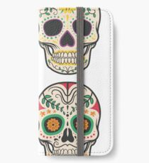 Mexican Sculls iPhone Wallet/Case/Skin
