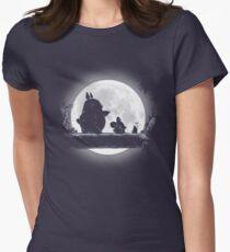 Hakuna Totoro Women's Fitted T-Shirt