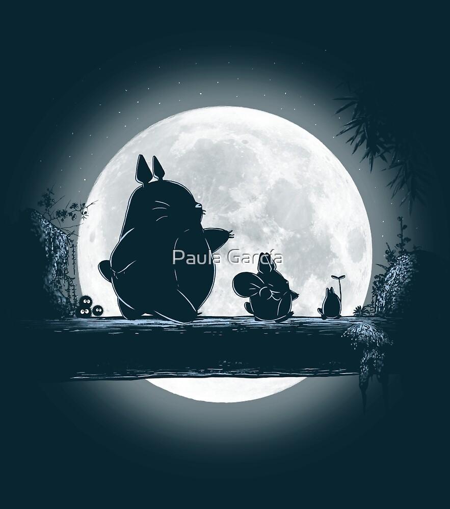 «Hakuna Totoro» de Paula García