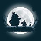Hakuna Totoro by Paula García