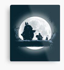 Hakuna Totoro Metal Print
