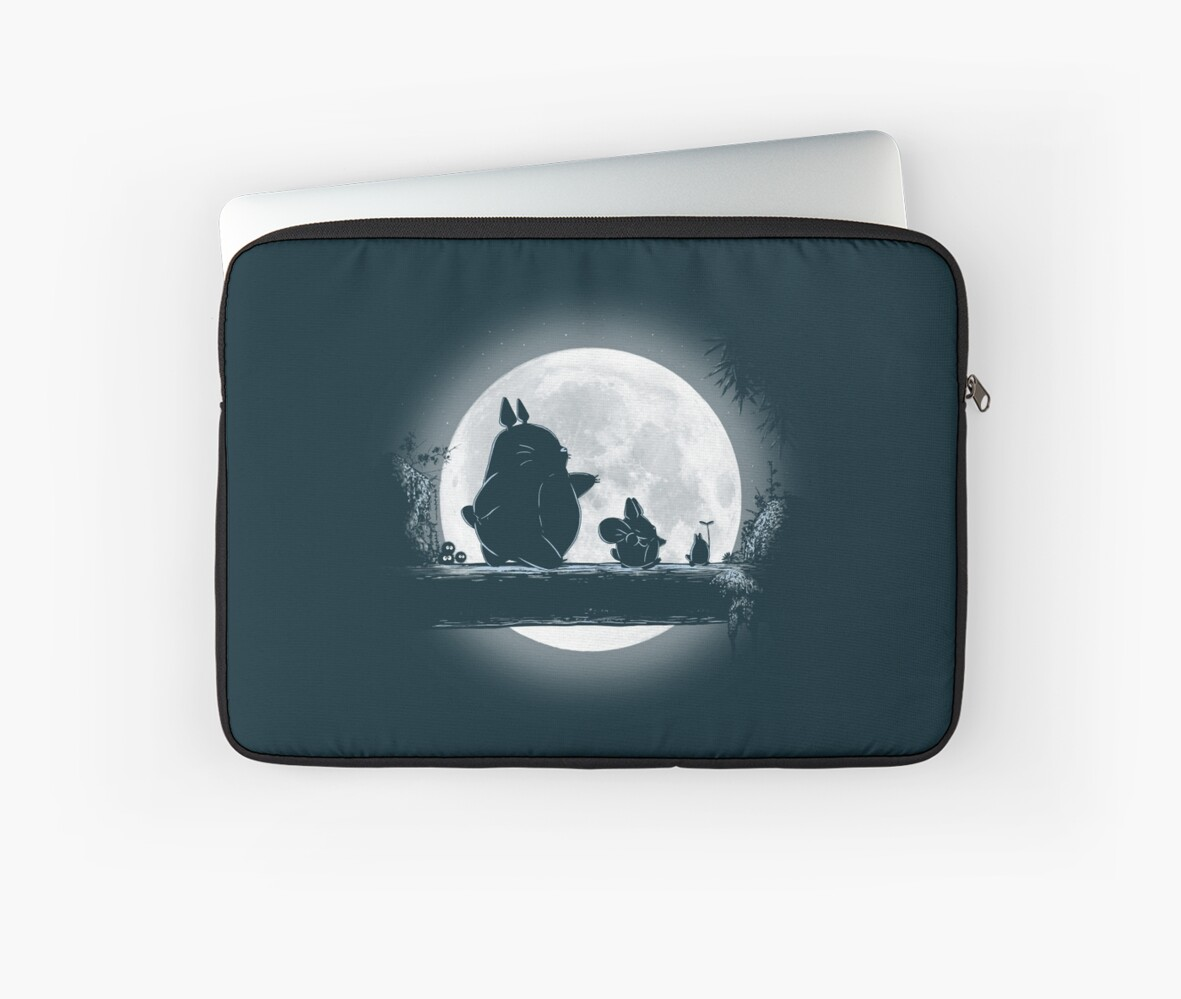 « Hakuna Totoro » par Paula García