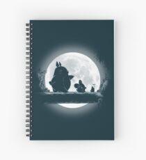 Hakuna Totoro Spiral Notebook